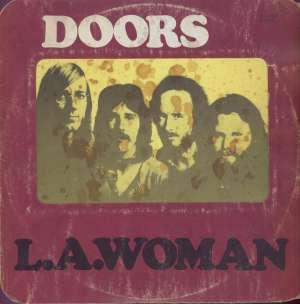 Gramofonska ploča Doors L.A. Woman ELK 42090, stanje ploče je 7/10