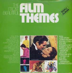 Liberace / Dory Previn, André Previn / Frank Sinatra - The Most Beautiful Film Themes - WB 66 018