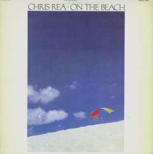Gramofonska ploča Chris Rea On The Beach LPS 1098, stanje ploče je 10/10