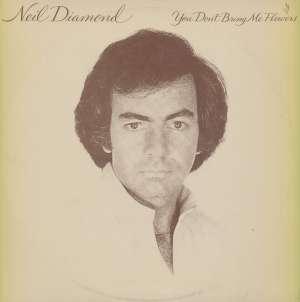 Gramofonska ploča Neil Diamond You Dont Bring Me Flowers CBS 86077, stanje ploče je 10/10
