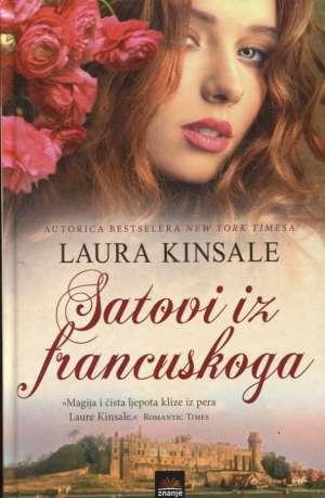 Satovi iz francuskog Kinsale Laura tvrdi uvez