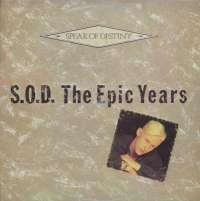 Gramofonska ploča Spear Of Destiny S.O.D. The Epic Years CBS 450872 1, stanje ploče je 10/10