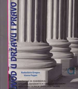 Radoslava Gregov, Vesna Pegan - Uvod u državu i pravo