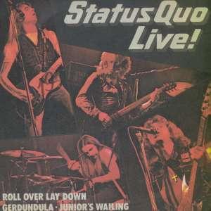 Live! Status Quo