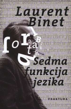 Sedma funkcija jezika Binet Laurent tvrdi uvez