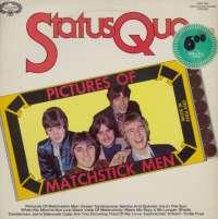 Gramofonska ploča Status Quo Pictures Of Matchstick Men HMA 257, stanje ploče je 9/10