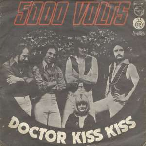 Doctor Kiss Kiss / Thunderfire 5000 Volts