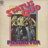 Gramofonska ploča Status Quo Piledriver 6360 082, stanje ploče je 9/10