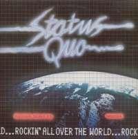 Gramofonska ploča Status Quo Rockin' All Over The World 6360 156, stanje ploče je 10/10
