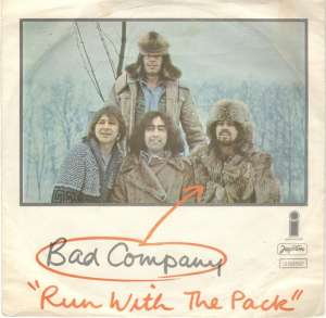 Run With The Pack / Do Right By Your Woman (Akusticna Verzija) Bad Company