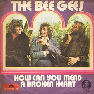 How Can You Mend A Broken Heart / Country Woman Bee Gees