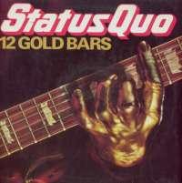 Gramofonska ploča Status Quo 12 Gold Bars 6360 179, stanje ploče je 9/10