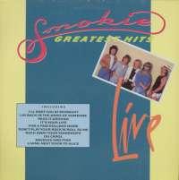 Gramofonska ploča Smokie Greatest Hits Live 839 706-1, stanje ploče je 10/10