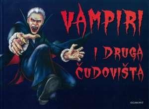 Vampiri i druga čudovišta Lisa Regan tvrdi uvez