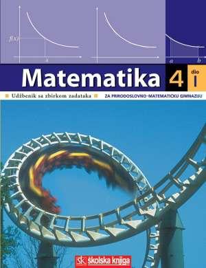 S.Antoliš  - A.Copić - Matematika 4 1 dio Udžbenik