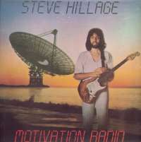 Gramofonska ploča Steve Hillage Motivation Radio LP 5729, stanje ploče je 9/10