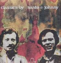 Gramofonska ploča Santo & Johnny Classics By Santo & Johnny PA/CAN-LPS 709, stanje ploče je 8/10