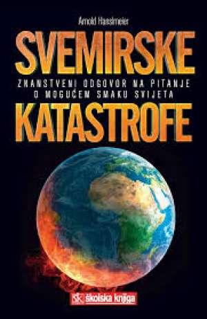 Svemirske katastrofe Arnold Hanslmeier meki uvez