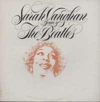 Gramofonska ploča Sarah Vaughan Songs Of The Beatles ATL 50792, stanje ploče je 10/10