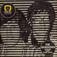 Gramofonska ploča Shadows Rockin' With Curly Leads SHZE 399, stanje ploče je 7/10