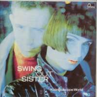 Gramofonska ploča Swing Out Sister Kaleidoscope World 220957, stanje ploče je 10/10