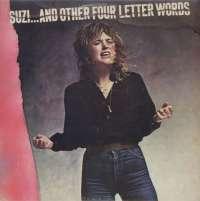 Gramofonska ploča Suzi Quatro Suzi... And Other Four Letter Words LSRAK 73108, stanje ploče je 10/10