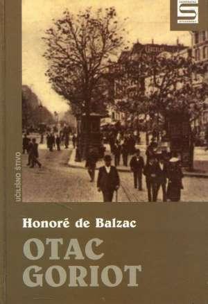 Otac Goriot Balzac Honore De  tvrdi uvez