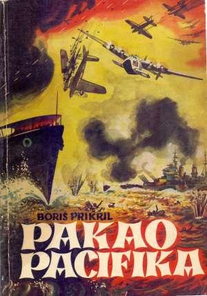 Pakao Pacifika Boris Prikril meki uvez