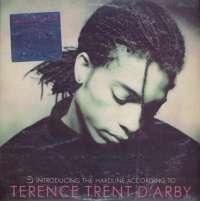 Gramofonska ploča Terence Trent D'Arby Introducing The Hardline According To Terence Trent D'Arby CBS 450911 1, stanje ploče je 9/10