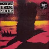 Gramofonska ploča Test Dept. / Brith Gof Gododdin MOP4, stanje ploče je 10/10
