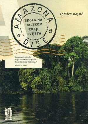 Amazona diše Bajsić Tomica meki uvez