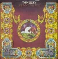 Gramofonska ploča Thin Lizzy Johnny The Fox LP 5647, stanje ploče je 10/10