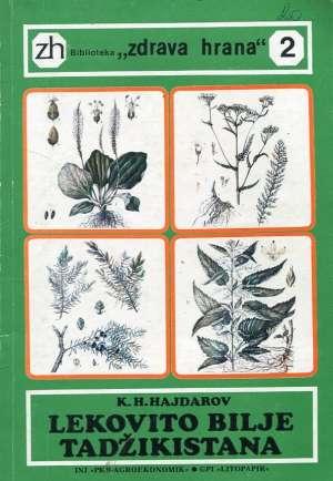 K.H. Hajdarov - Lekovito bilje Tadžikistana