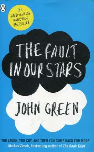 The fault in our stars Green John meki uvez