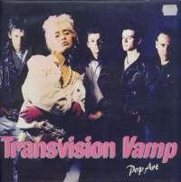 Gramofonska ploča Transvision Vamp Pop Art LSMCA 73283, stanje ploče je 10/10