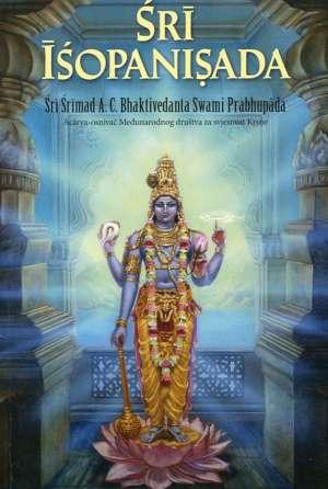 Sri Isopanisada Sri Srimad A. C. Bhaktivedanta Swami Prabhupada meki uvez