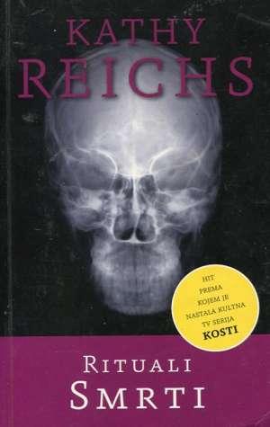 Rituali smrti Reichs Kathy meki uvez