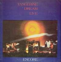 Gramofonska ploča Tangerine Dream Encore Live 5733/34, stanje ploče je 9/10