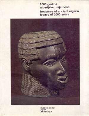 2000 godina nigerijske umjetnosti Mario Bošnjak, Uredio meki uvez
