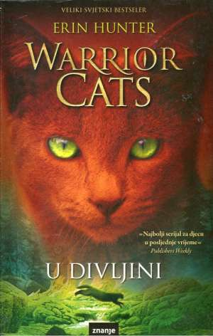 Hunter Erin - Warrior cats - U divljini