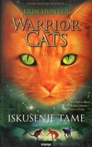 Hunter Erin - Warrior cats - Iskušenje tame