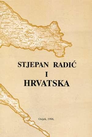 Stjepan Radić i Hrvatska Stjepan Sršan meki uvez