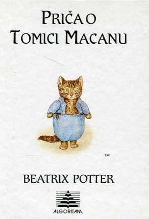 Priča o Tomici Macanu Potter Beatrix tvrdi uvez