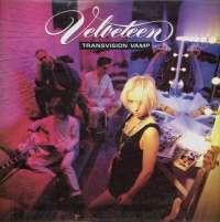Gramofonska ploča Transvision Vamp Velveteen LP-7-1 2 02271 7, stanje ploče je 10/10