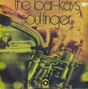 Gramofonska ploča Bar-Kays Soul Finger ATL 40184, stanje ploče je 10/10