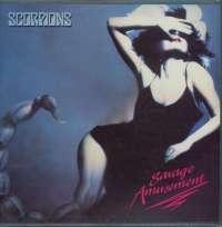 Gramofonska ploča Scorpions Savage Amusement LSHV 73251, stanje ploče je 10/10