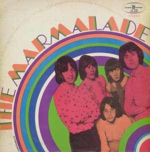 Gramofonska ploča Marmalade Best Of The Marmalade SXL 0709, stanje ploče je 9/10