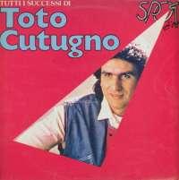 Gramofonska ploča Toto Cutugno Tutti I Successi Di LSY 11110, stanje ploče je 9/10