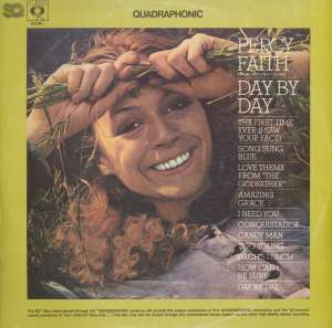 Gramofonska ploča Percy Faith His Orchestra And Chorus Day By Day Q 65181, stanje ploče je 10/10