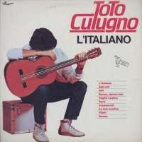 Gramofonska ploča Toto Cutugno L'Italiano LSY 10026, stanje ploče je 10/10